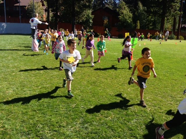 Elementary school jog a thon prizes for teens