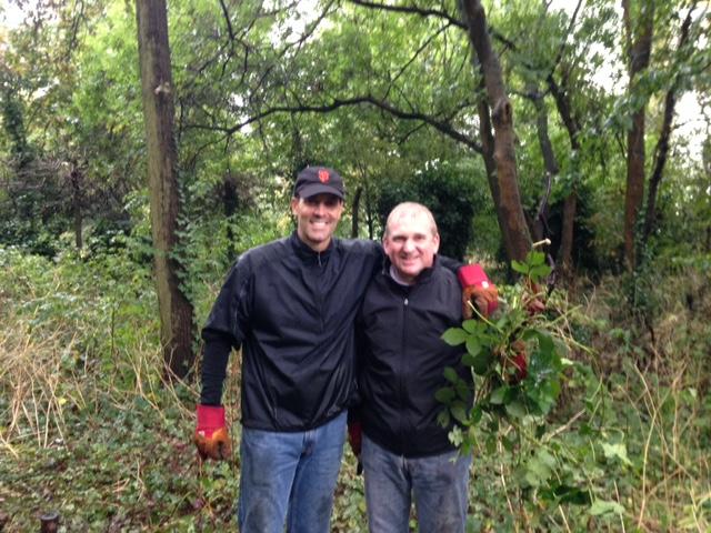 Kevin and John UK Oct 2014