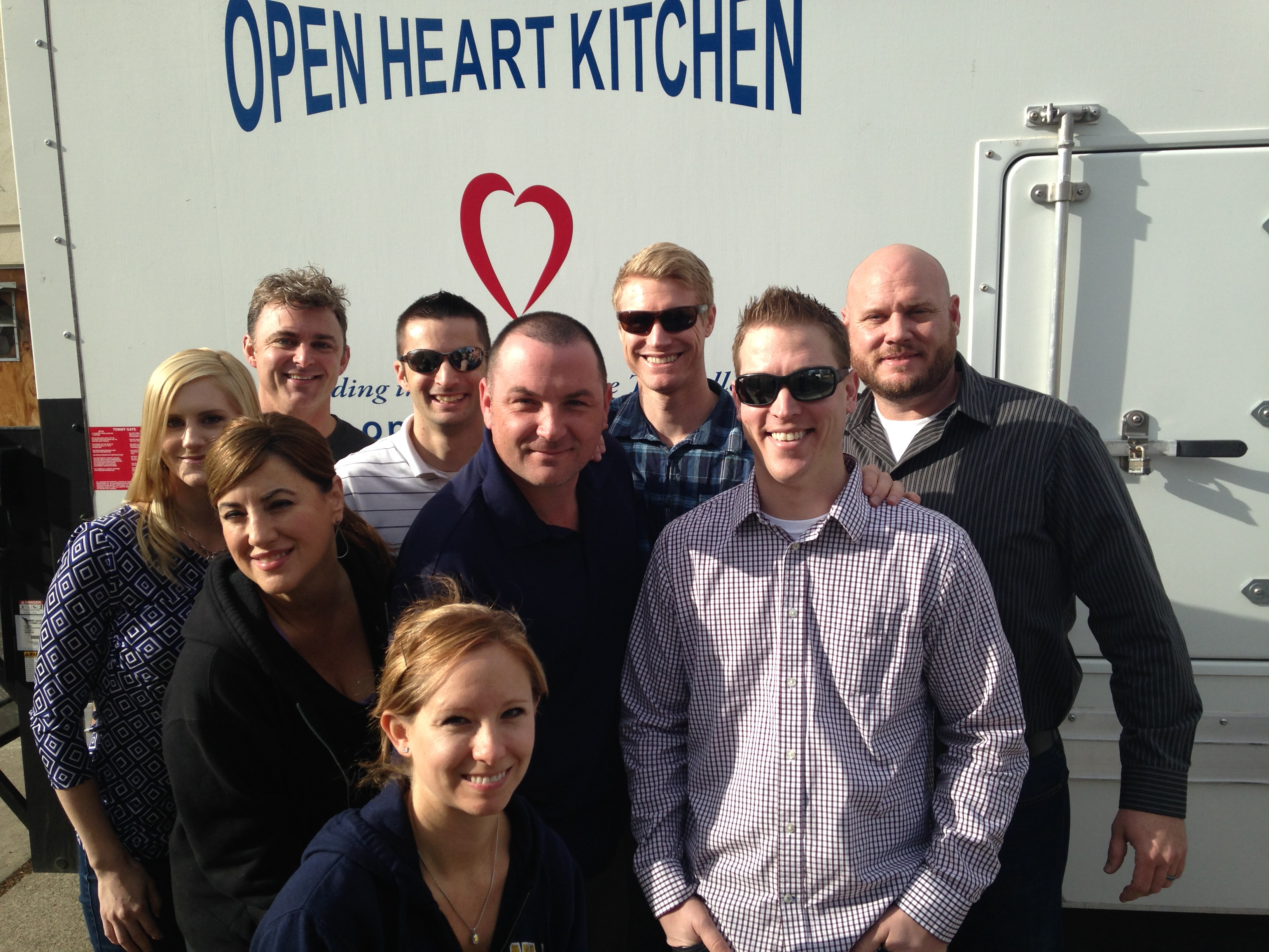 Pleasanton Open Heart Truck -group 3
