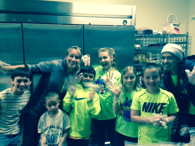 1st Quarter 2015 Serving families  in Tahoe