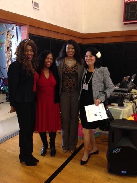 Women and Young Women Enlighten Event 3-21-2015