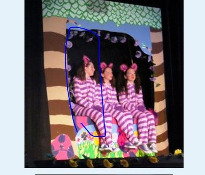 1st Quarter 2015 Alice in Wonderland Patti Drach Fiore