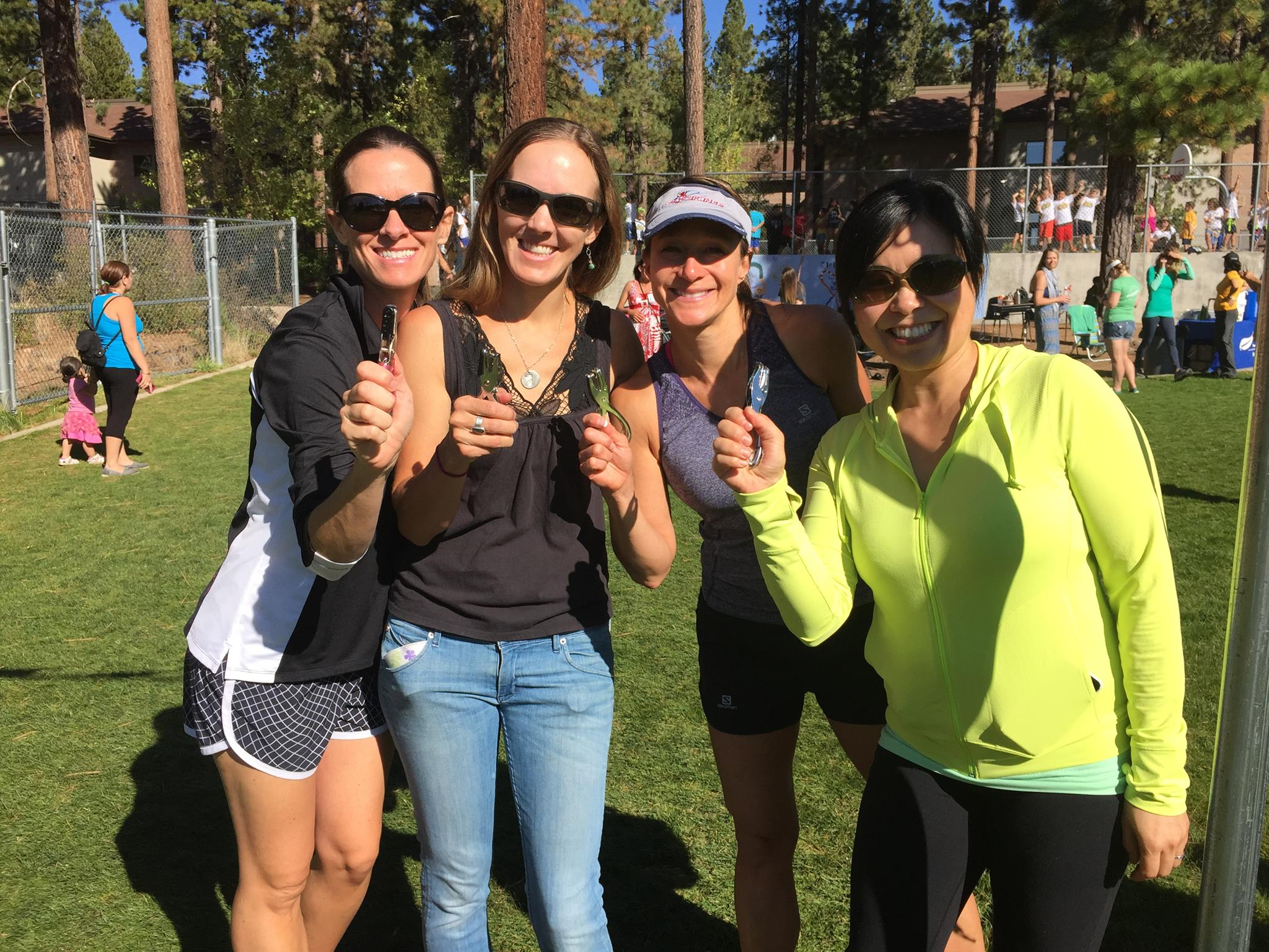 3rd Quarter 2015 Incline PE Sarah and Moms -Sept 5