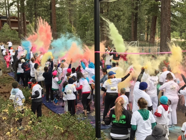 2nd Quarter 2017 Sarah McMahan -Color run June 11th