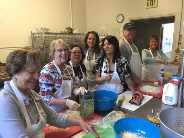 4th Quarter 2017 -Group Quiche Makers at Elks 10-14-2017